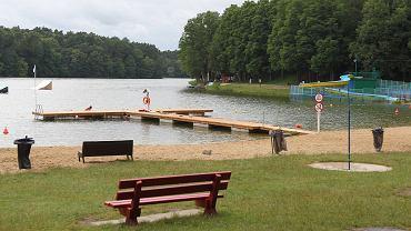 Wąsosz. Na jeziorze trwają poszukiwania nastolatków/ Zdjęcie ilustracyjne