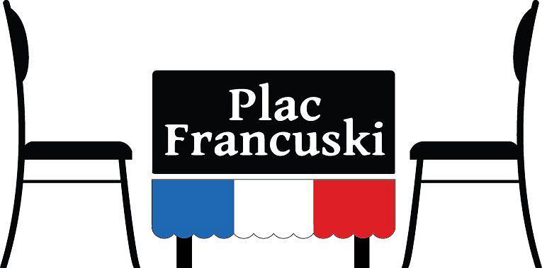Plac francuski / logo
