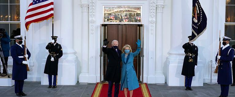 Joe Biden przybył do Białego Domu i rozpoczął swoją kadencję