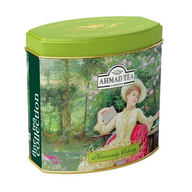 Ahmad Tea London - Heavenly Oolong Fine Tea Collection (puszka)