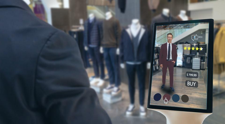 Digital clothes