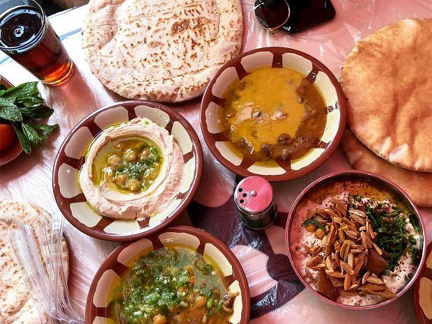 Hashem  - słynna ammańska restauracja