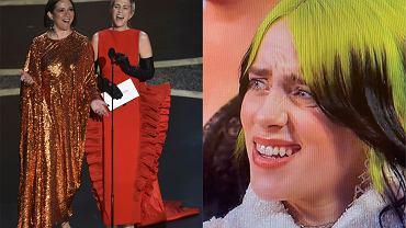 Oscary 2020 - Billie Eilish jest zażenowana