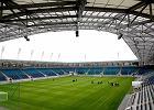 Stadion w Lublinie w weekend opanują młodzi piłkarze