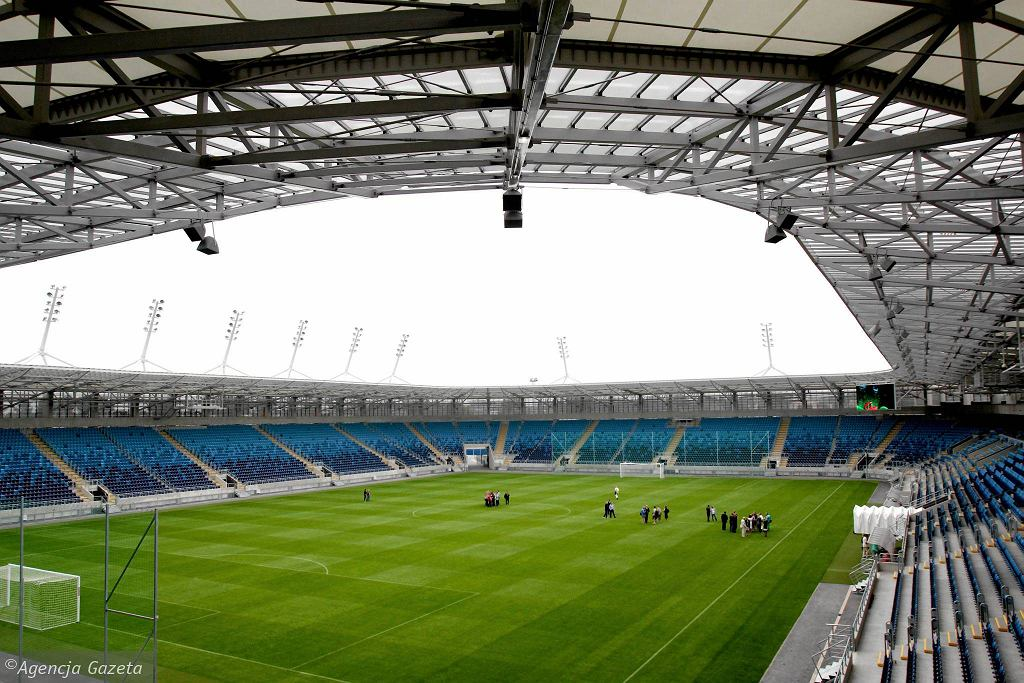Nowy stadion miejski w Lublinie