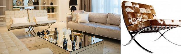 Skórzana sofa całkowicie odmieni wizerunek salonu