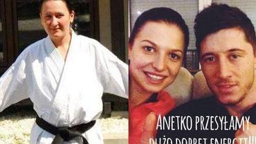 Anta Zatwarnicka, Anna i Robert Lewandowscy
