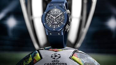 Hublot AeroFusion Chronograph Champions League