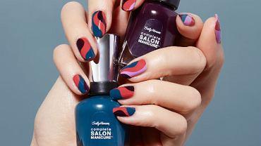 Nowe odcienie lakierów Complete Salon Manicure Sally Hansen