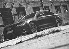 Audi S8 plus | Test | Jeżdżący paradoks