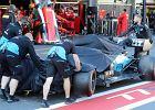 """F1. Robert Kubica wystartuje z alei serwisowej! Williams złamał zasadę """"parc ferme"""""""