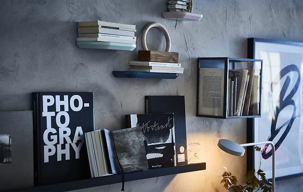 Półki na książki: jak wyeksponować swoje zbiory?