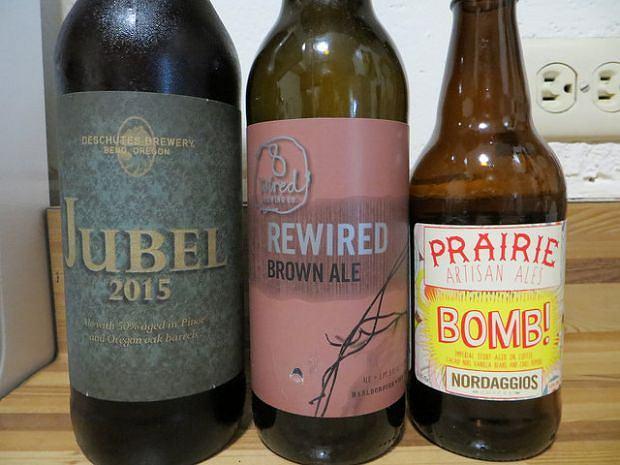 Prairie Bomb! - Barrel Aged (Prairie Artisan Ales)
