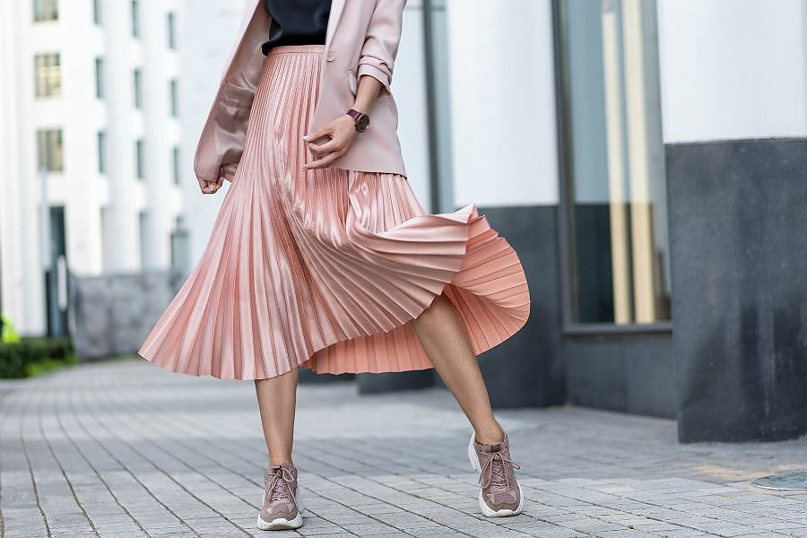 Spódnice wiosenne