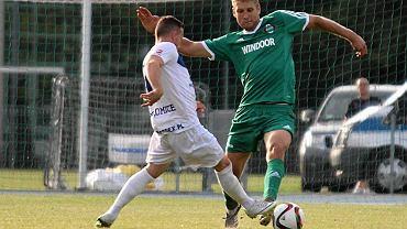 Piłkarze Puszczy zatrzymali Radomiaka