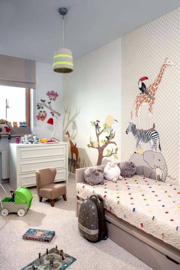 Pokój córki Doroty Gardias