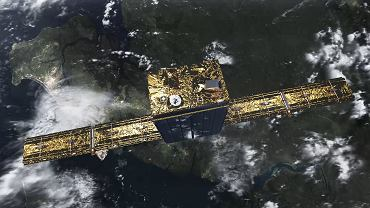 Satelita ICEYE X1