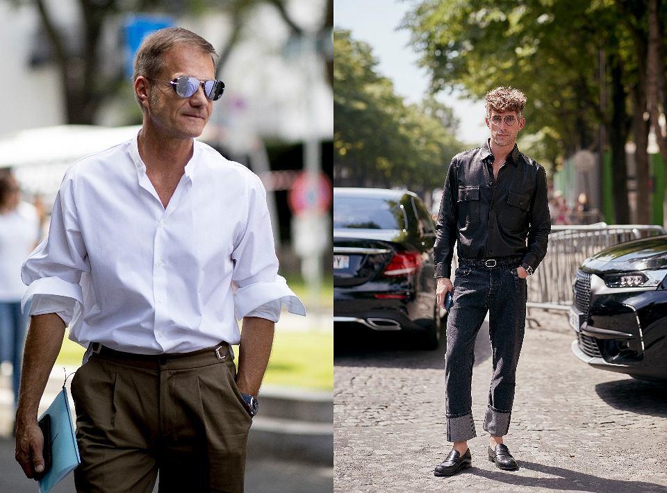 Koszule męskie na wiosnę 2020