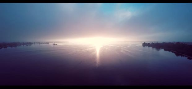 Aerial drone video / WEEK 2 - Lake Zegrzyński, Poland in 4K