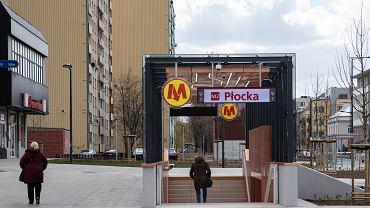 Otwarcie nowego odcinka metra na Woli