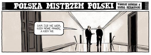 Zdjęcie numer 24 w galerii - Polska mistrzem Polski [GALERIA]