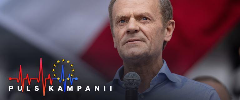 Sondaż: Polacy bardziej ufają Kaczyńskiemu niż Tuskowi, nie kojarzą liderów KE