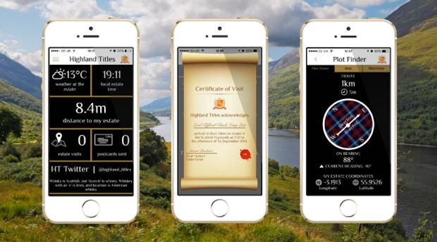 Aplikacja do zarządzania lordowską ziemią