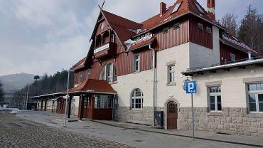 Dworzec Szklarska Poręba Górna po modernizacji