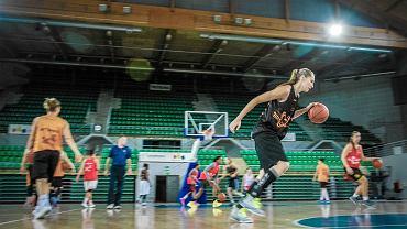 Od poniedziałku bydgoskie koszykarki trenują w Łuczniczce