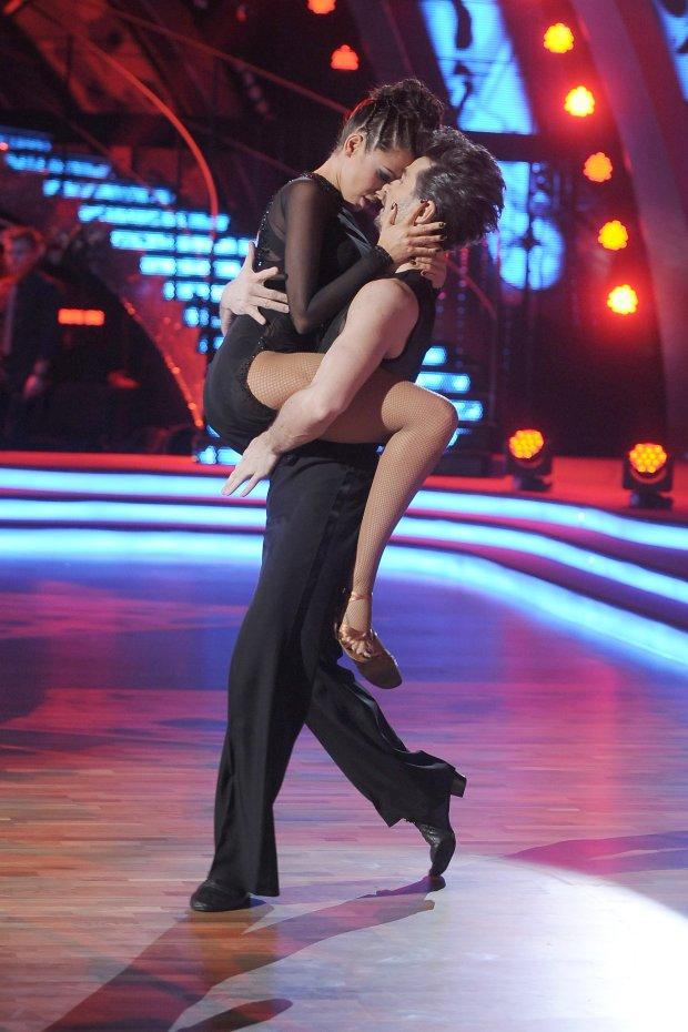 Dancing with the stars. TANIEC Z GWIAZDAMI - odcinek 4, 28.03.2014, fot. WBF na zdj. Jan Kliment Natalia Siwiec