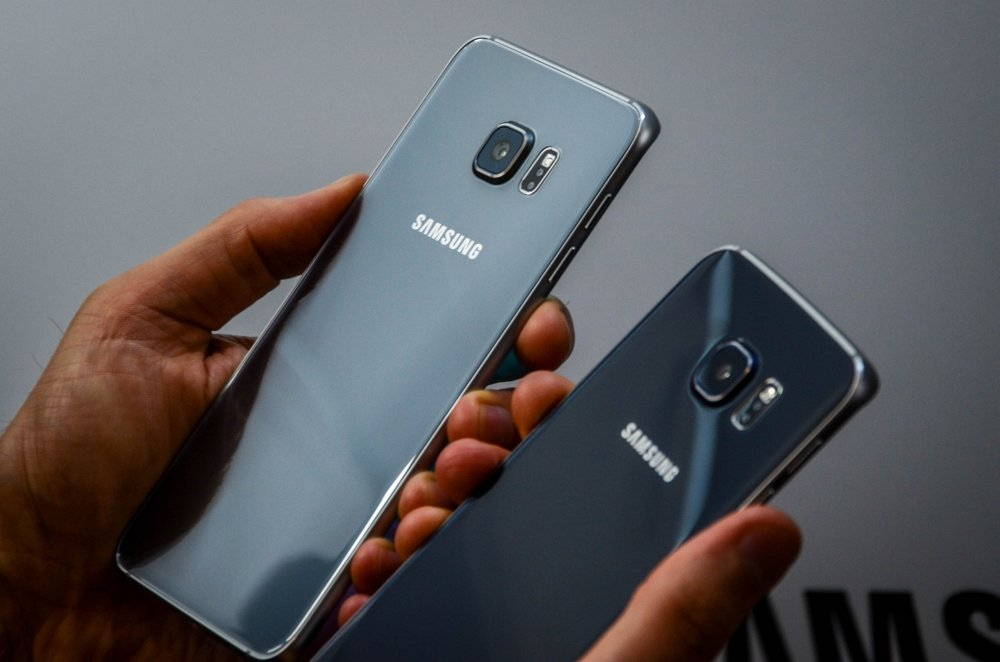 Samsung Galaxy S6 Edge Plus i Samsung Galaxy Note 5