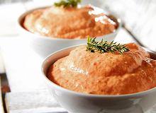 Grecka pasta z papryki i sera feta - ugotuj