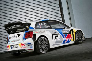 Volkswagen Polo R WRC na sezon 2014