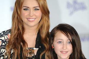 Miley Cyrus i Noah Cyrus