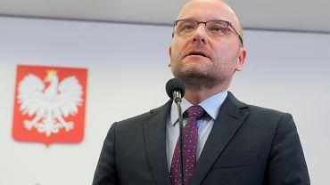 Sędzia Kamil Zaradkiewicz
