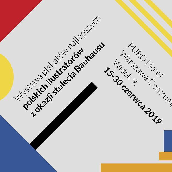 świętujemy Stulecie Bauhausu Z Polskimi Ilustratorami