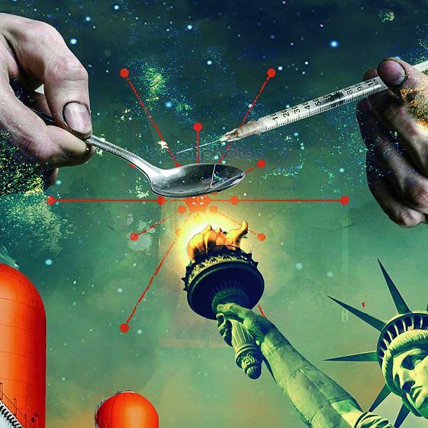 Opiatowa epidemia w USA