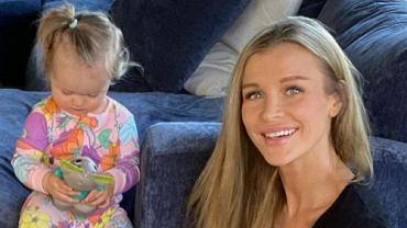 Joanna Krupa jest w drugiej ciąży? Nagranie z Ashą hitem Internetu