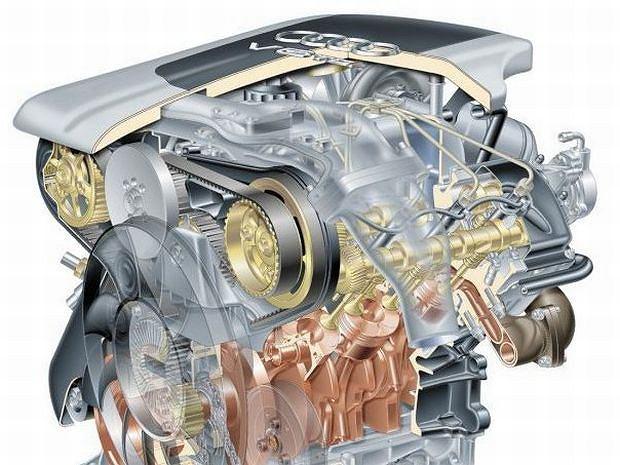 Volkswagen 2.5 TDI V6