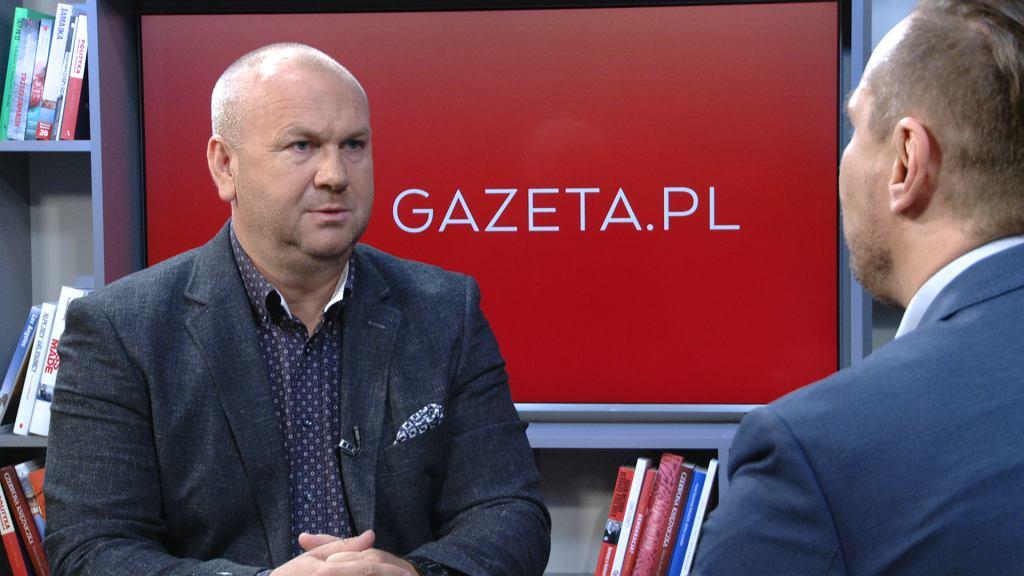 Paweł Wojtunik, były szef CBA