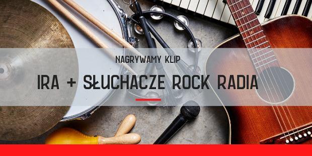 Ira klip dla Rock Radia