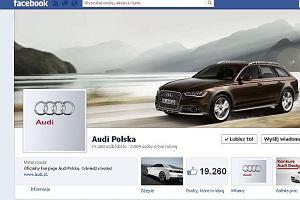 """Najlepsze marki samochodowe na """"polskim"""" Facebooku"""