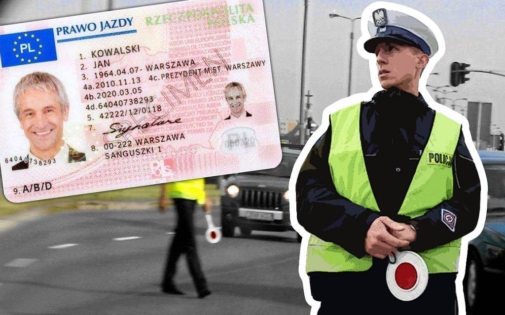 Od maja policjanci zatrzymali już ponad 23 tys. praw jazdy za przekroczenie prędkości o ponad 50 km/h w terenie zabudowanym