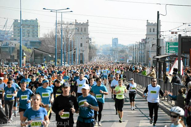 9. Półmaraton Warszawski 2014