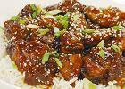 """Kurczak Generała Tso - pyszne """"chińskie"""" danie wymyślone w... USA!"""