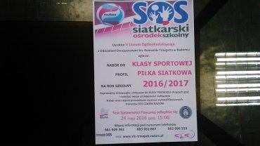 Siatkarski Ośrodek Szkolny w Radomiu