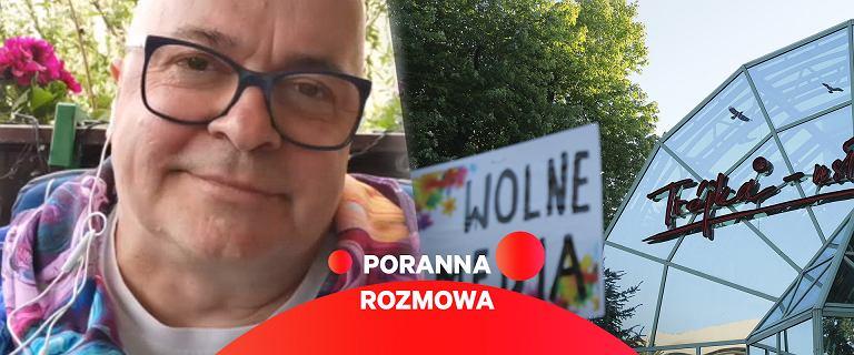 """Tomasz Zimoch o sprawie """"Trójki"""": Doszliśmy chyba do jakiegoś kultu jednostki"""