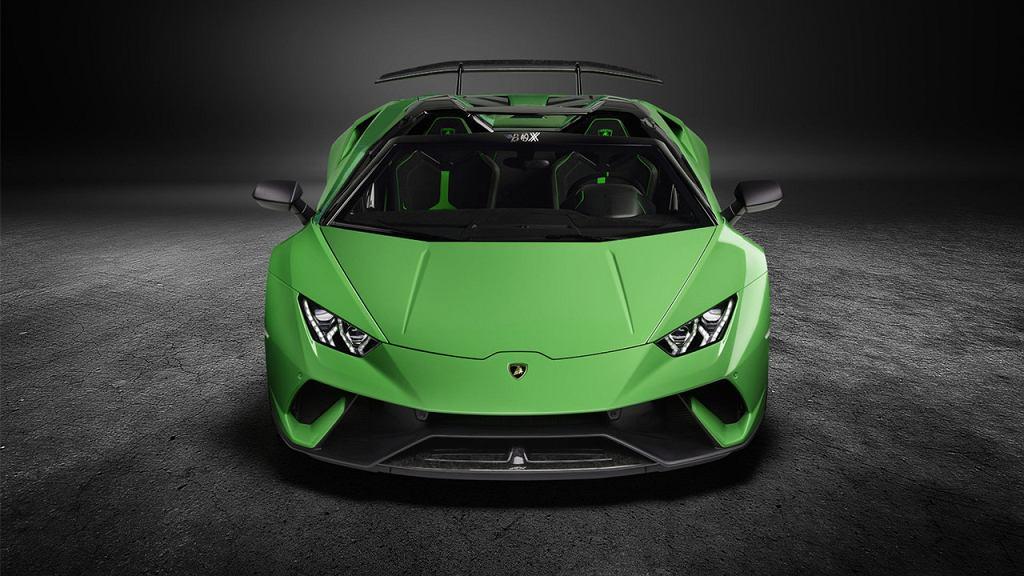 Wizualizacja Lamborghini Huracan Performante