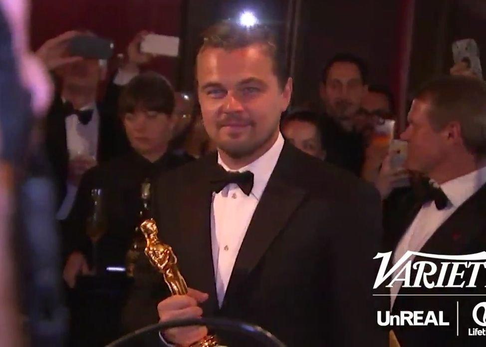 8. Leonardo DiCaprio