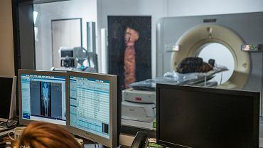 W Polsce odkryto jedyny znany przypadek mumii ciężarnej kobiety!